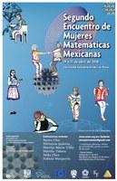 2º Encuentro de Mujeres Matemáticas Mexicanas