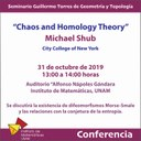 Chaos and Homology Theory