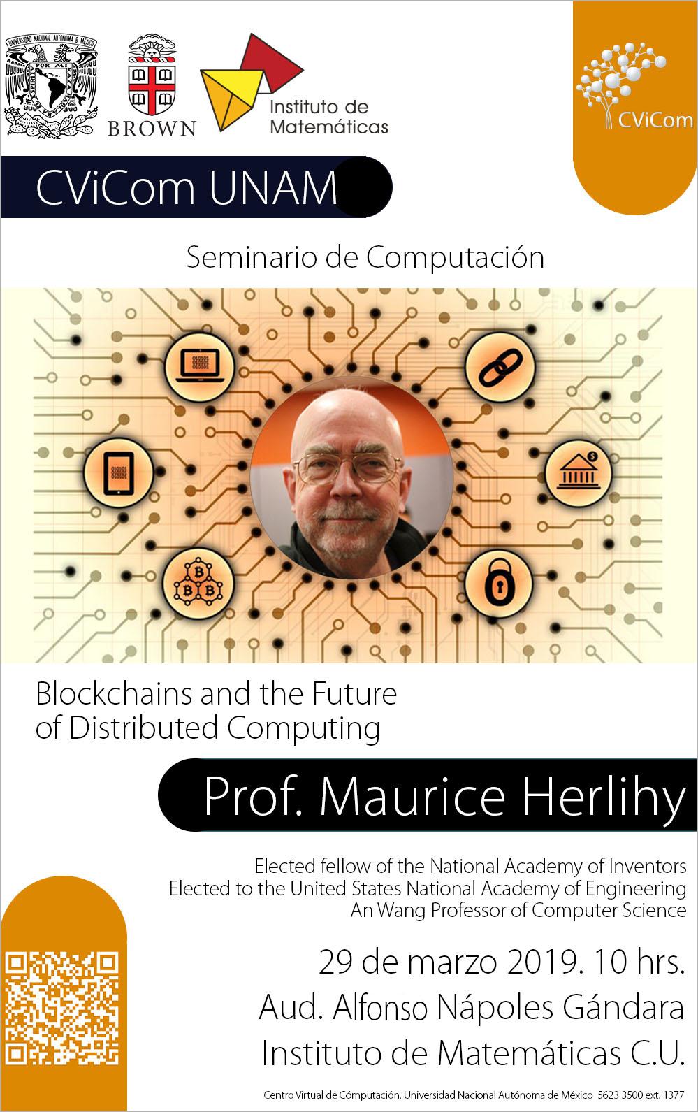 CViCom UNAM: Seminario de Computación