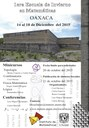 1ra Escuela de Invierno en Matemáticas
