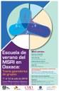 Escuela de verano MSRI-CMO: Teoría geométrica de grupos