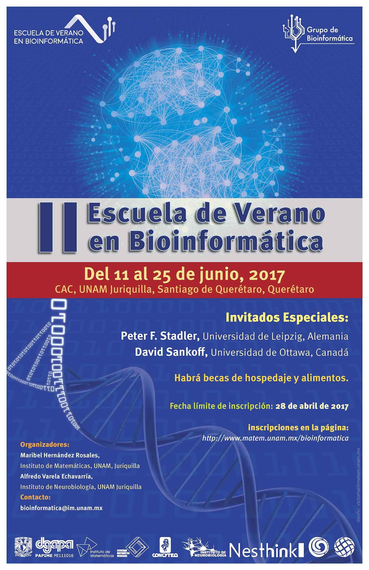II Escuela de Verano en Bioinformática