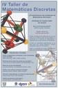 IV Taller de Matemáticas Discretas