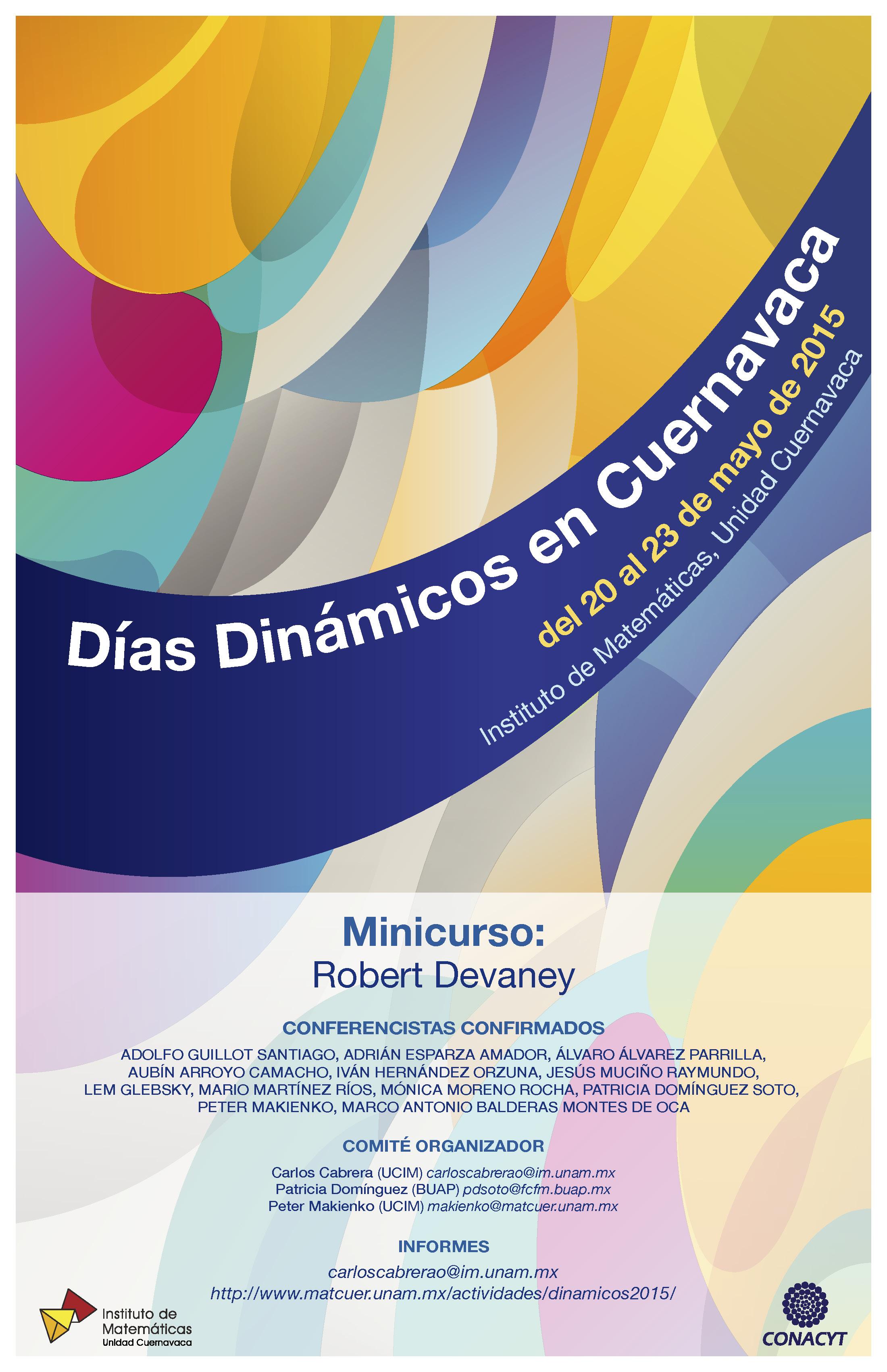 Taller: Días Dinámicos en Cuernavaca, 2015