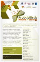 Workshop of probabilistic Models in Biology
