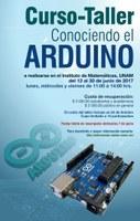 Curso-Taller Conociendo el Arduino